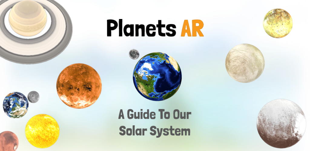 Planets AR Banner